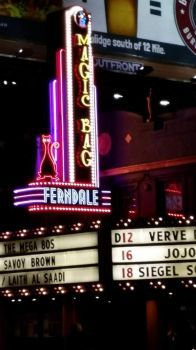 Magic Bag Theater, Ferndale, MI