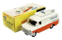 DINKY TOYS - POLICE ACCIDENT UNIT