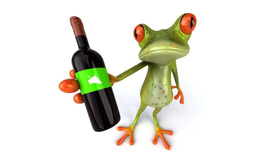 Tadpole Wine Motto:  It's 5 O'clock Somewhere!!...
