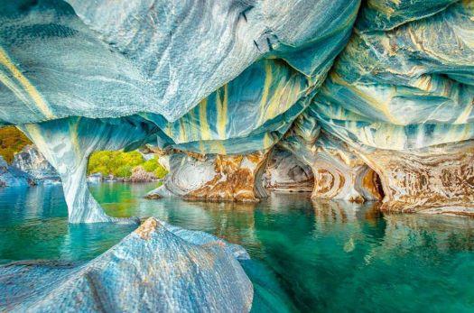 1  ~  Marble Cave, een 'natte knikker' uitdaging?