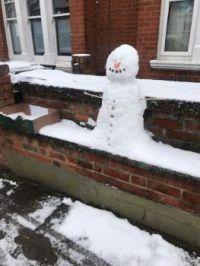 Snowman (UK) (February 2021)
