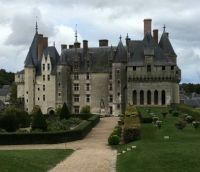 Langeais, France, chateau