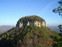 Pilot Mountain Dec. 2005