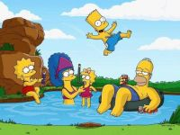 Simpsons Vacation