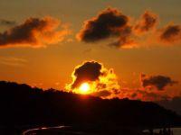 Sunset Sunken Meadow Park, Long Island