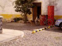 Street scene in Cabo Verde