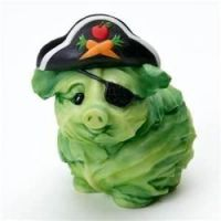 Cabbage Pirate