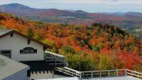 Autumn at Lake Placid