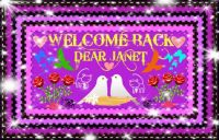 ==WELCOME HOME JANET & JULIAN==