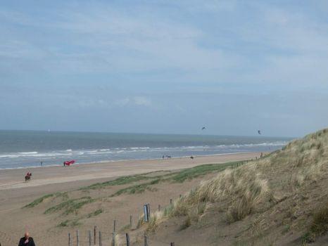 Dunes, beach, sea and... sometimes even the sun!! Noordwijk aan Zee, noordstrand.