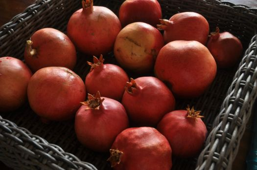 Pomegranates - small
