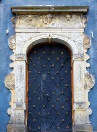 Blue Door - Gdansk