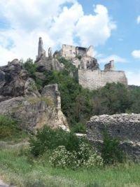 Ruine Dürnstein in der Wachau
