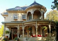 Victorian Home...