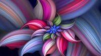 Abstract-Flower-Vector-Design-HD-Wallpaper