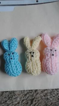Bunnies for my great nieces