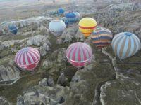 Ballooning over Goreme, Turkey