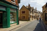 Maiden Lane, Stamford - 13th July 2013