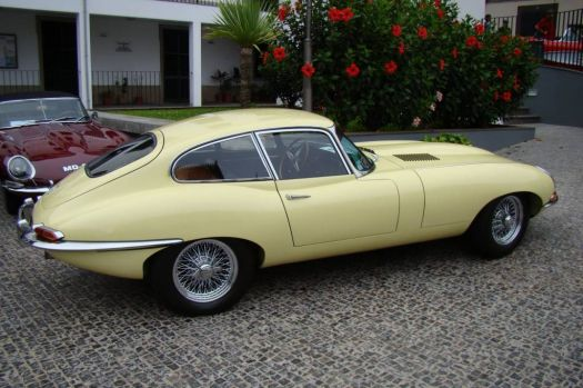 Jaguar E- type