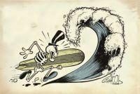 Surfin' Bones