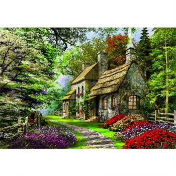 Le cottage aux oeillets