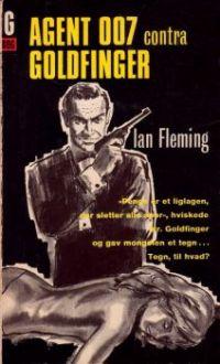 JAMES BOND 007--GOLDFINGER !
