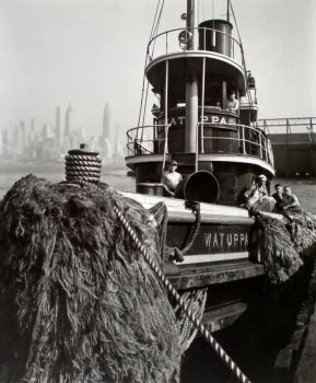 "Tug ""Watuppa"", New York. Early 20th century!!"