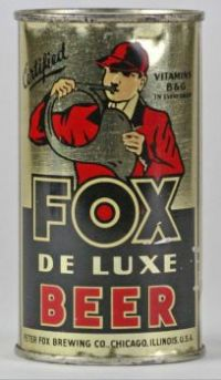 Fox DeLuxe Beer - Lilek #292