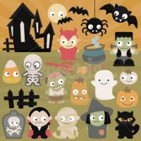 ok......spooky one for the kids........no1 halloween cuties