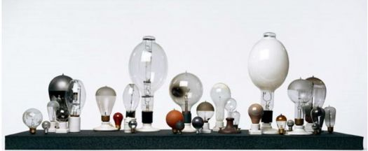 a narrative history of the lightbulb