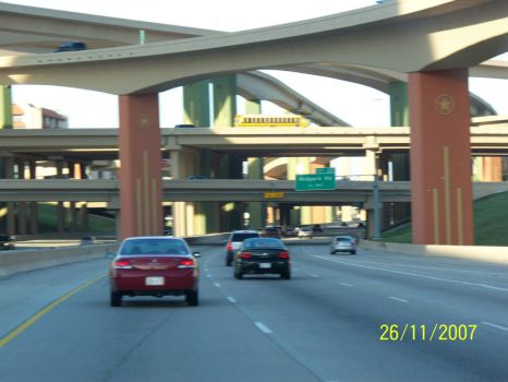 Roads in Dallas (2)