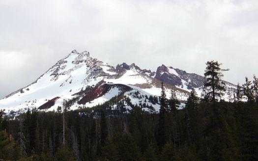 Beautiful Mountain - Broken Top