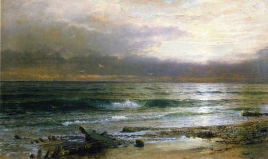 Point Judith by William Trost Richards, 1883