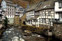 Half Timbered houses, Monschau, Germany