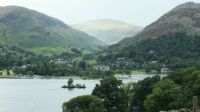 Lake District -  looking toward Glenridding
