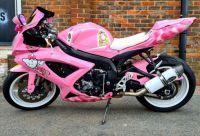 Hello Kitty Motorbike