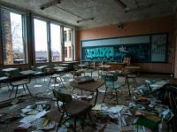 Abandoned School In  Cleveland 1