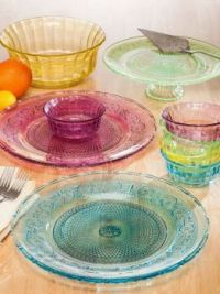 Depression Glass #1
