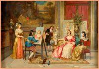 Der Hofportraitmaler