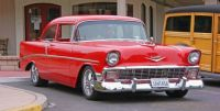 1956 Chevy 2 Door Sedan
