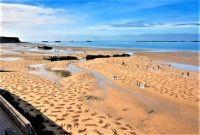 """""""The Fallen Project"""" , Beach Stencils- International Peace Day: 21st September"""