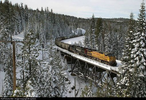248-California, Donner Pass-Union Pacific