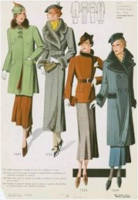 1930s fashions for larger women