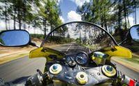 motorbike cockpit