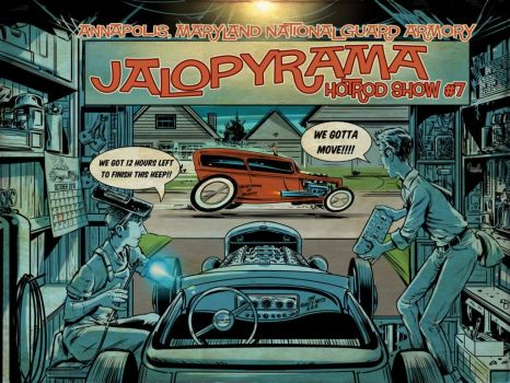 Jalopyrama Hot Rod Show #7