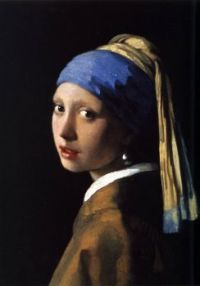 Vermeer, Johannes (1632-1675) - The Girl With The Pearl Earring (c.1665)