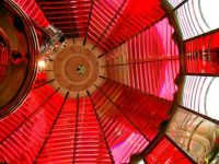 Inside Umpqua-River-lighthouse-Lens