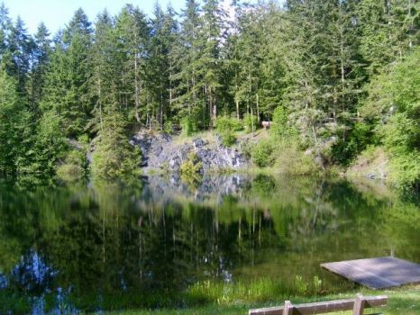 Old Quarry Pond