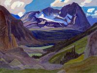 Mount Oderay by J.E.H. MacDonald