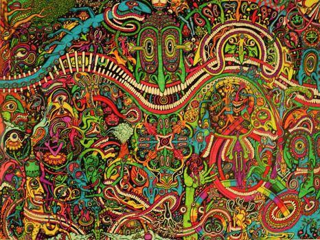 Weird painting